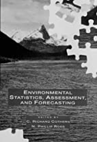 Environmental Statistics, Assessment, and…