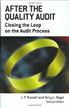 After the Quality Audit: Closing the Loop on…
