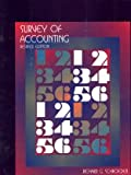 Schroeder, Richard G: Survey Of Accounting