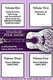 Bartok, Bela: Yugoslav Folk Music (New York Bartbok Archive Studies in Musicology; No. 9-12)
