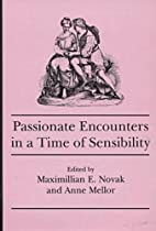 Passionate encounters in a time of…