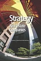 Strategy for Real Estate Companies by…