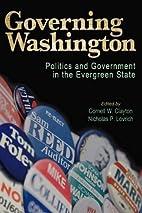 Governing Washington: Politics and…