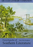 Encyclopedia of Southern Literature…
