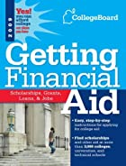 Getting Financial Aid 2009 (College Board…