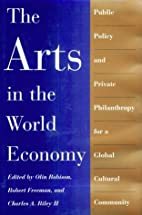The Arts in the World Economy: Public Policy…