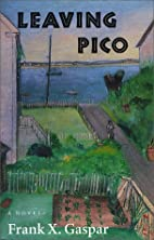 Leaving Pico by Frank Gaspar