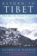 Return to Tibet by Heinrich Harrer