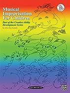 Musical Improvisation for Children (Book &…