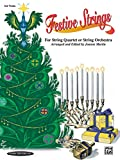 Martin, Joanne: Festive Strings for String Quartet or String Orchestra: 3rd Violin Part