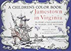 Childrens Color Book of Jamestown in…