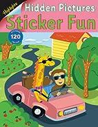 Hidden Pictures Sticker Fun Volume 3…