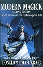 Modern Magick by Donald Michael Kraig