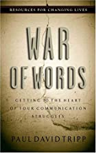 War of Words: Getting to the Heart of Your…