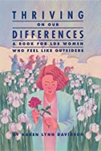 Thriving On Our Differences by Karen Lynn…