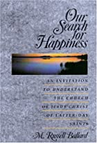 Our Search for Happiness by M. Russell…