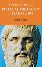 Divine law and political philosophy in…