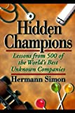 Hermann Simon: Hidden Champions