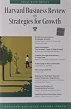Harvard Business Review on Strategies for…