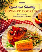 Prevention's Quick and Healthy Low-Fat…