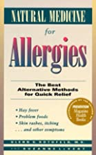 Natural Medicine for Allergies: The Best…
