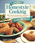Jeanne Jones' Homestyle Cooking Made…