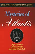 Mysteries of Atlantis by Edgar Evans Cayce