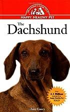 The Dachshund by Ann Carey