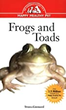 Frogs and Toads by Steve Grenard