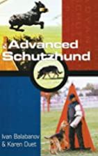 Advanced Schutzhund (Howell reference books)…