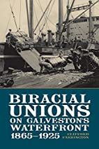 Biracial Unions on Galveston's…