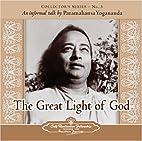 The Great Light of God (5) by Paramahansa…