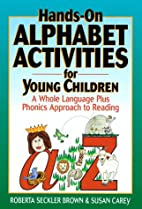Hands-On Alphabet Activities for Young…