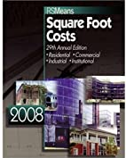Means Square Foot Costs by Barbara Balboni