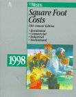 Square Foot Costs 1998 19th Annual