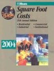 Square Foot Costs 2004 (Means Square Foot…