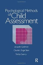 Psychological methods of child assessment by…