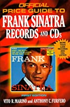 Frank Sinatra Records and CDs, 1st edition…