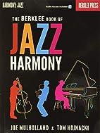 The Berklee Book of Jazz Harmony…