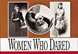 [???]: Women Who Dared: A Book of Postcards