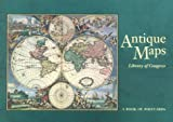 [???]: Antique Maps: Postcard Book