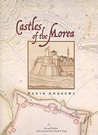 Castles of the Morea (Gennadius Monograph)…