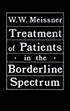Treatment of Patients in the Borderline…
