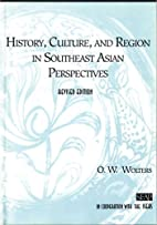 History, culture, and region in Southeast…