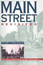 Main Street Revisited: Time, Space, and…