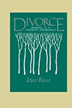 Divorce, Making It a Growth Experience by…