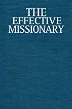 The Effective Missionary by Rulon G. Craven