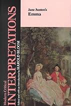 Jane Austen's Emma by Harold Bloom
