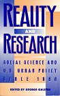 Reality and Research - Social Science and…