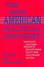 The New American political (dis)order : an…